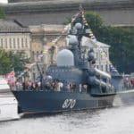 день вмф парад кораблей санкт петербург 2021