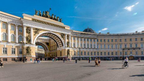 Карл Росси – великий итальянец и лицо Петербурга