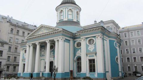 Иноверческие храмы Невского проспекта